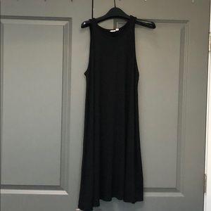 GAP black summer dress